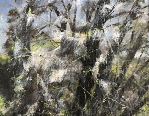 10-6, AcrylLW, 14 x 18 cm, 2020
