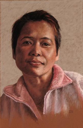 Portrait 3,¿